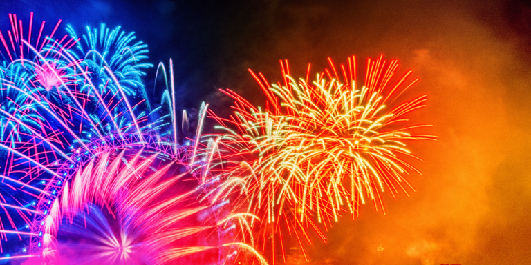 Read more about the article FIREWORKS IN SHROPSHIRE